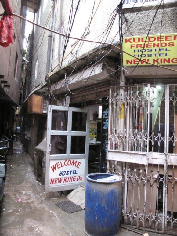 New King hostelis Delhi