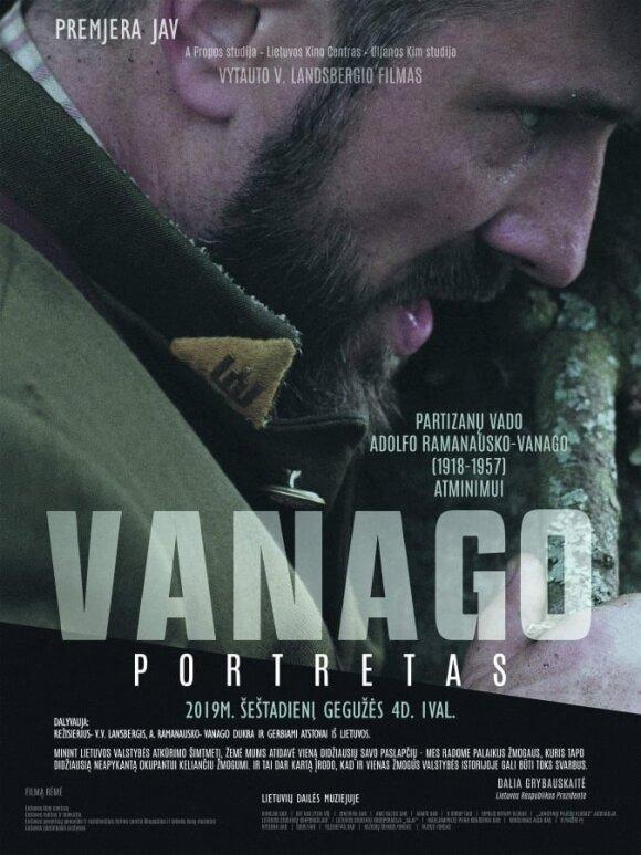 """""""Vanago portretas"""""""