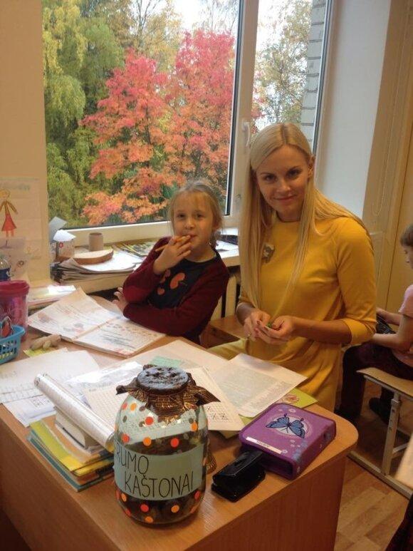 Pradinių klasių mokytoja: privalomas priešmokyklinis ugdymas palengvins mokytojo darbą