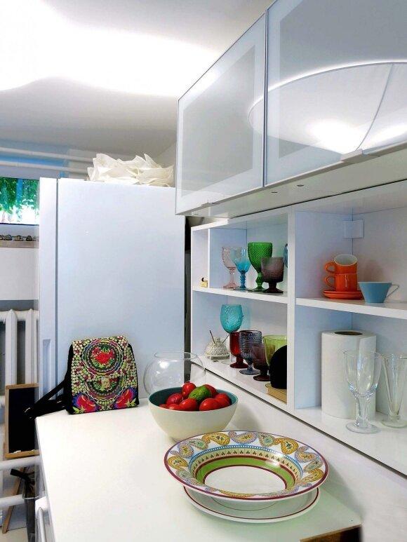 Nomedos Marčėnaitės pavyzdys, kaip garažas gali virsti gyvenamąja erdve