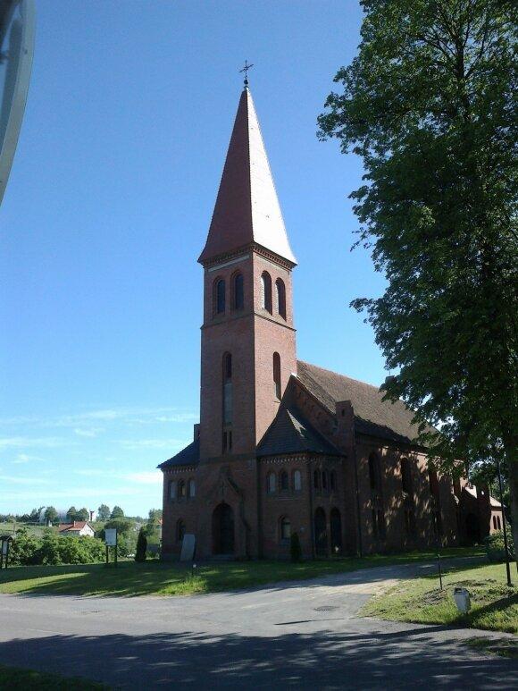 Vilkyškių evangelikų liuteronų bažnyčia