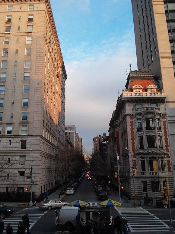 Lietuvės savaitė Niujorke: amerikiečio įspėjimas buvo teisingas