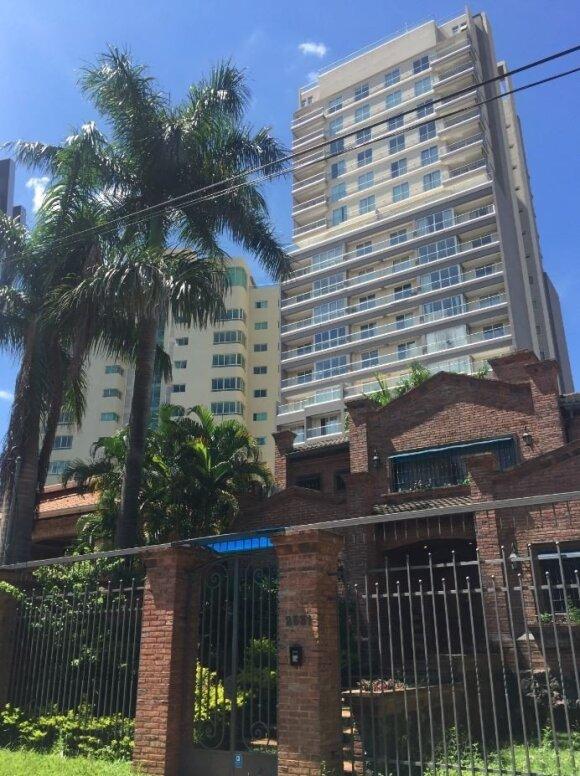 Paragvajus – šalis, kurioje Dakaro ralis vyksta pirmą kartą