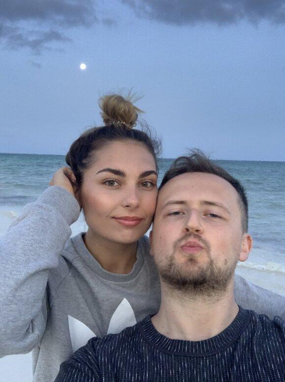 Mantas Katleris ir Aistė Kabašinskaitė