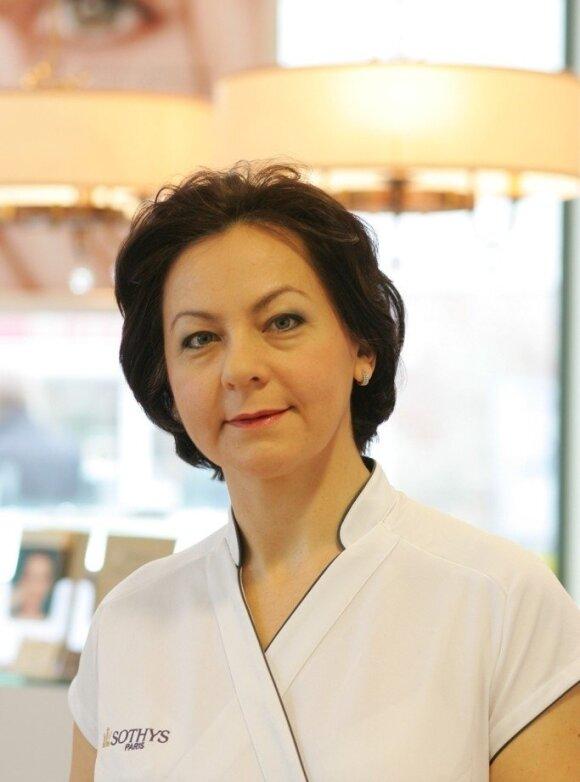 Kosmetologė gyd. Liudmila Gruničeva