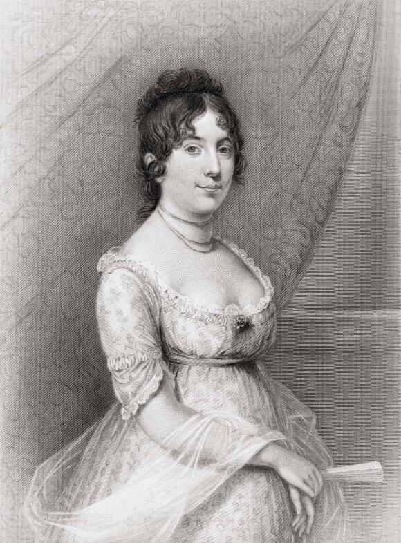 Dolley Payne Todd Madison