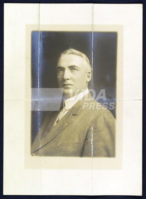 Warrenas G. Hardingas
