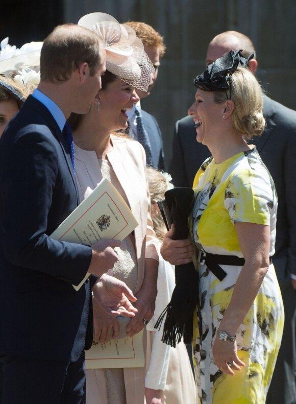 """Tuoj gimdysianti princesė Zara nesiskiria su žirgais <span style=""""color: #ff0000;""""><sup>FOTO</sup></span>"""