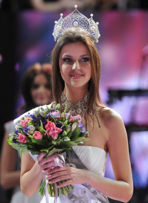 """Победительницей """"Мисс Россия - 2011"""" стала москвичка"""