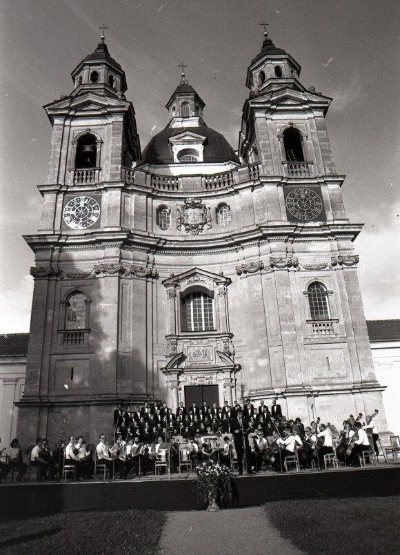 1997 m., II Pažaislio muzikos festivalis