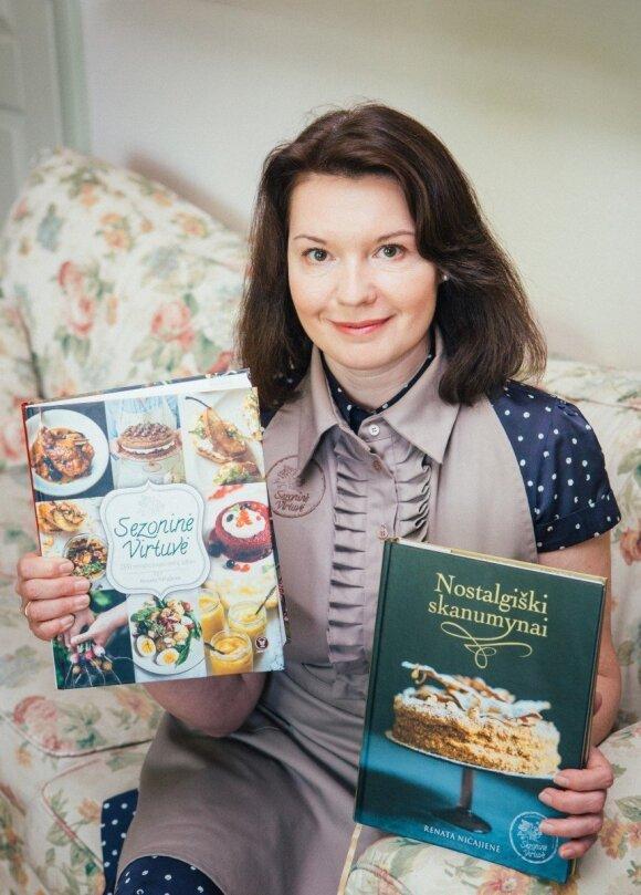 Kulinarė R. Ničajienė pataria, ką vasarą gaminti kartu su vaikais