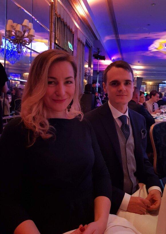 Interjero dizaineriai Akvilė Bielytė ir Edvinas Baltrušaitis