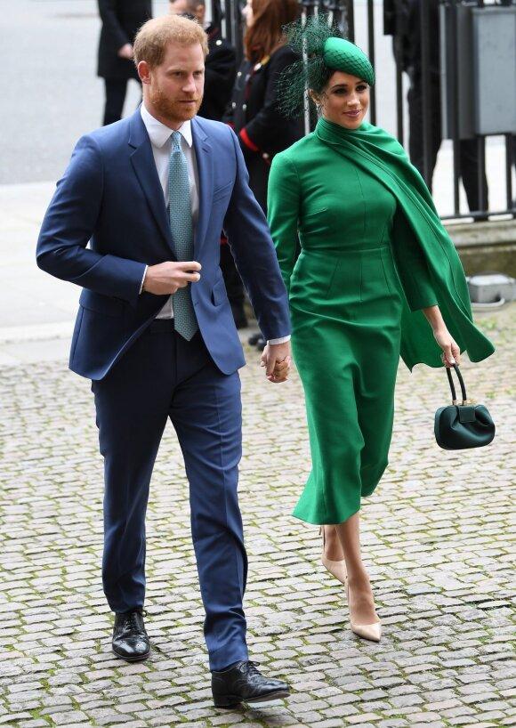 Princui Harris ir Meghan Markle