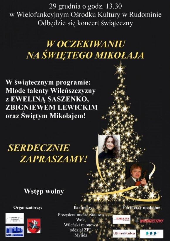 Plakat Noworoczny
