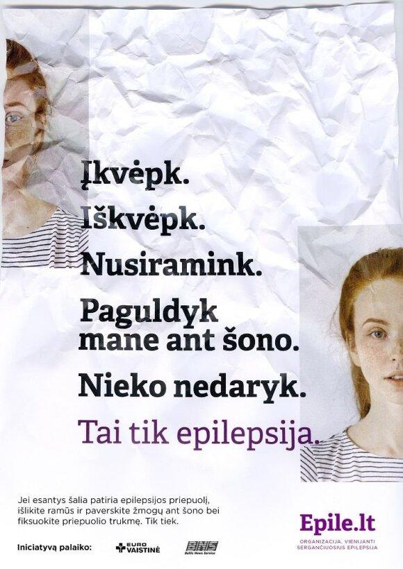 Epilepsijos priepuolis