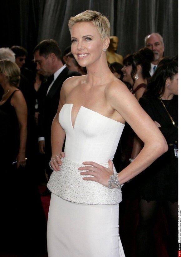 Aktorė Charlize Theron