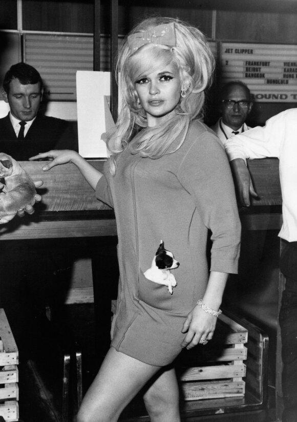 Jayne Mansfield – tikroji lėlė Barbė