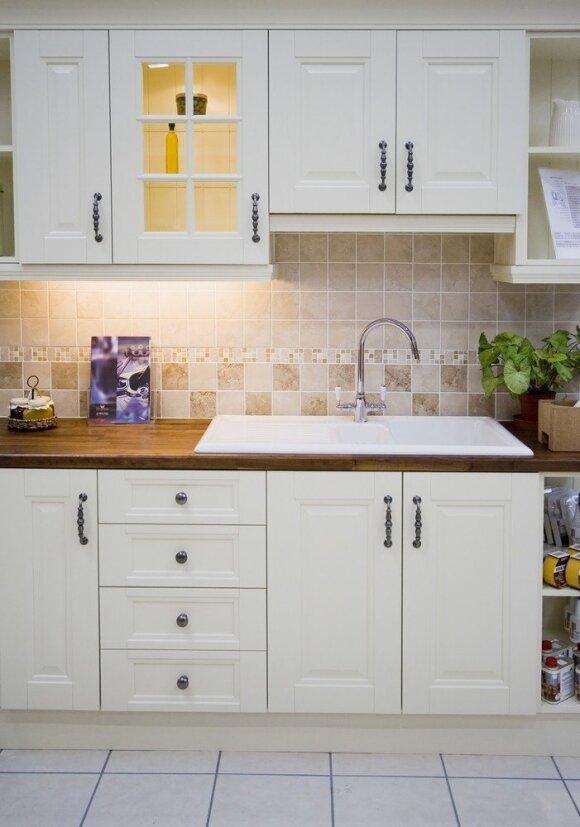 Geriausi virtuvės tvarkymo patarimai