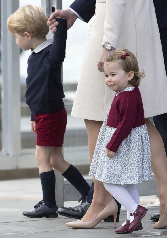 Princas George ir princesė Charlotte