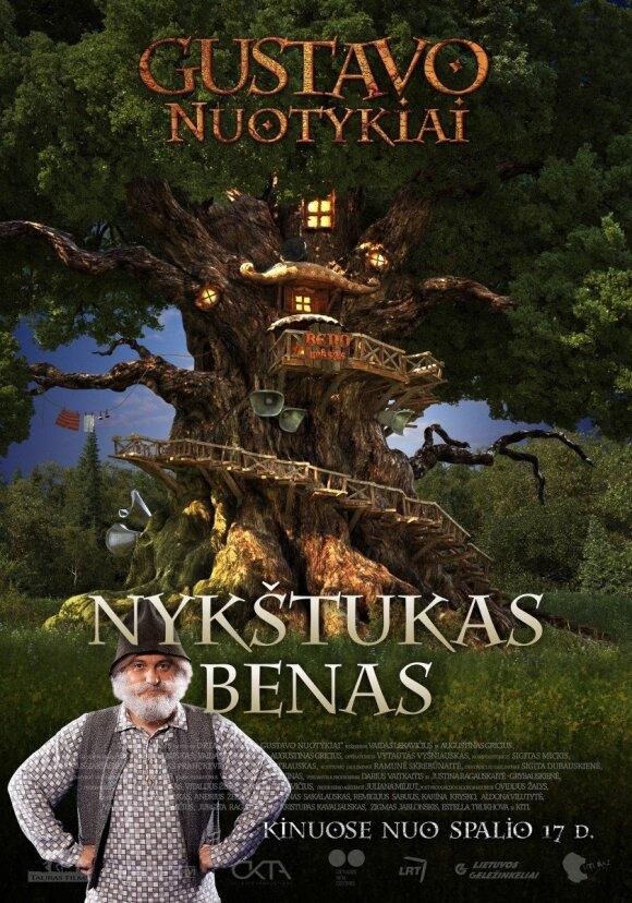 Audrius Rakauskas: nykštukas Benas - neišsipildžiusi mano vaikystės svajonė
