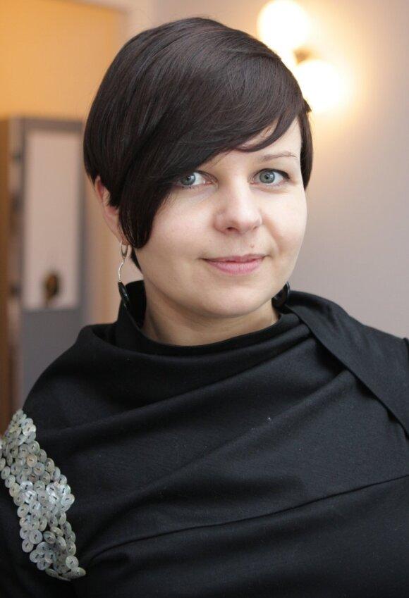 Dizainerė Kristina Kruopienytė