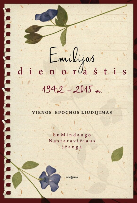 """""""Emilijos dienoraštis"""""""