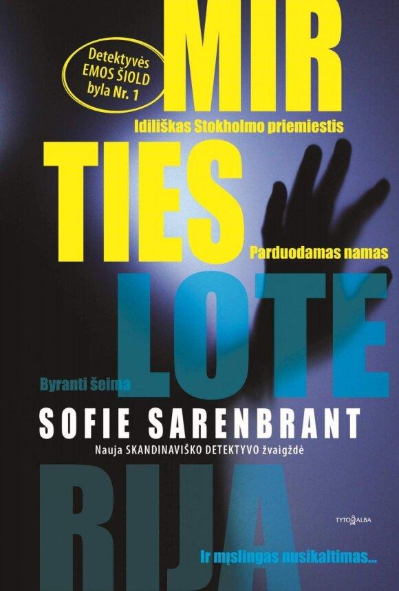 Sofie Sarenbrant romanas