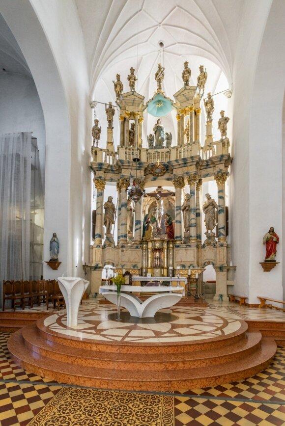 Kretingos bernardinų vienuolynas