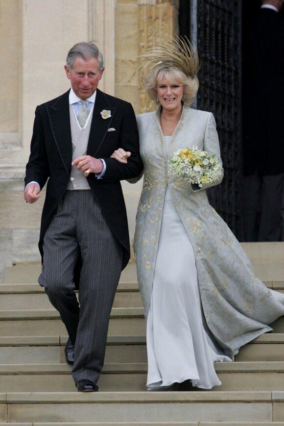 Princas Charlesas ir Camilla Parker
