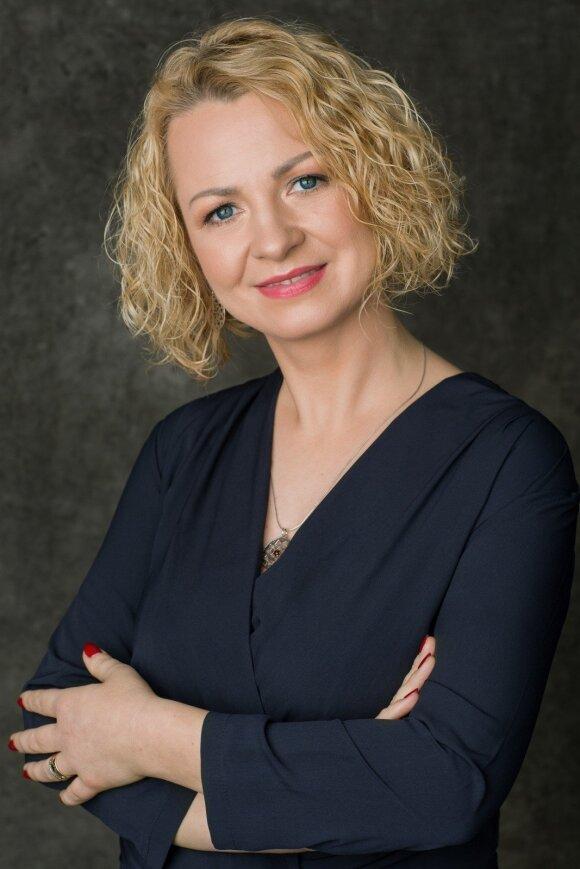 Vaikų gydytoja Indrė Plėštytė-Būtienė / Dovilės Čižaitės-Jonikės nuotr.