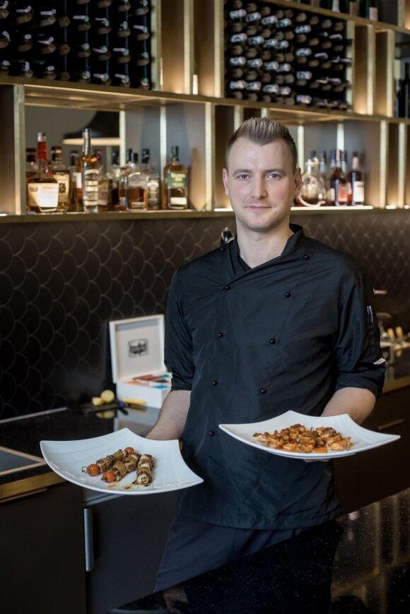 Vilniaus miesto restoranas išbandyti ispanų virtuvės patiekalų kvies vos nuo 1,5 euro