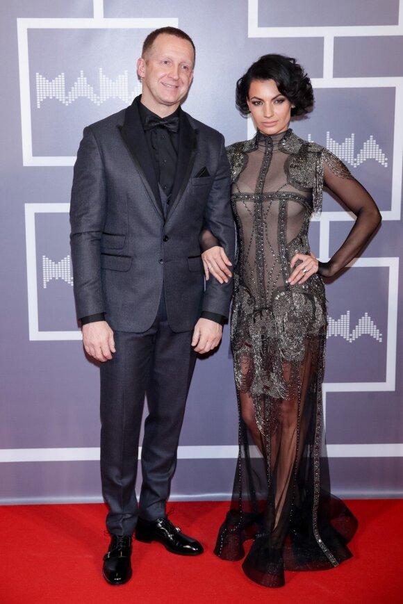 Martynas Tyla ir Neringa Zeleniūtė