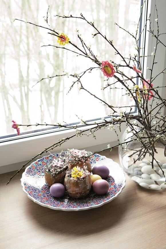Pavasario žiedai: 2 puikios idėjos, kaip atskleisti jų grožį