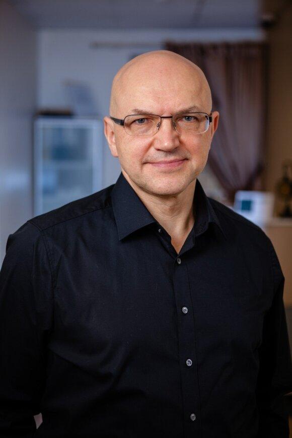 Dr. psichoterapeutas Julius Neverauskas: laimė slypi smulkmenose