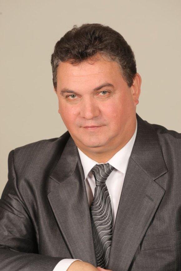 Vladimiras Sytniukas, buvęs Krasnoznamensko rajono vadovas // rugrad.eu nuotr.