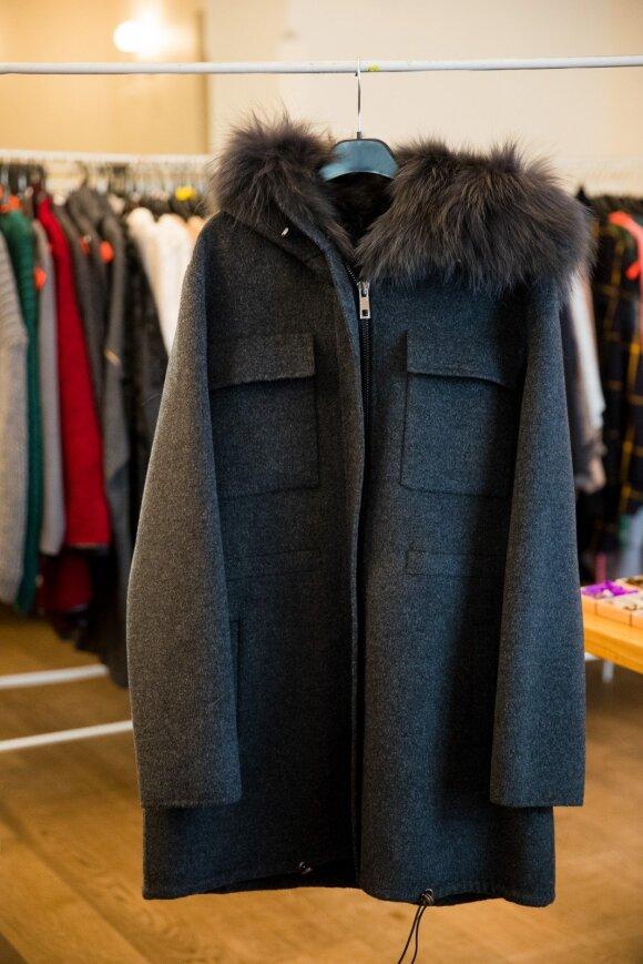 """""""Coocoomos"""" paltas iš naujausios kolekcijos, 799 Eur (100 Eur nuolaida)"""