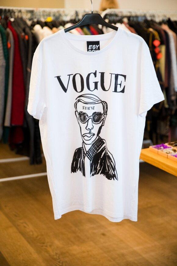 """""""Egyboy"""" marškinėliai, 29 eur"""