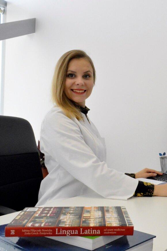 Šeimos gydytoja Jūratė Karpovienė