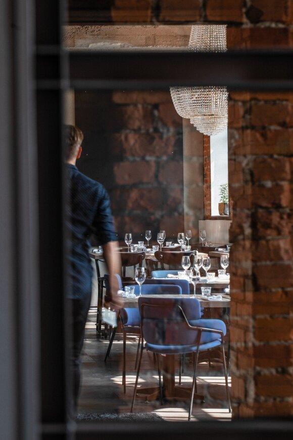 Kaune atidarytas restorano, dėl kurio visi važiuodavo į Klaipėdą, brolis dvynys