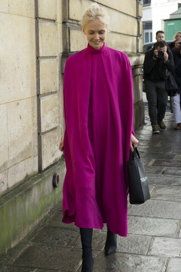 Gatvės stilius iš Paryžiaus mados savaitės