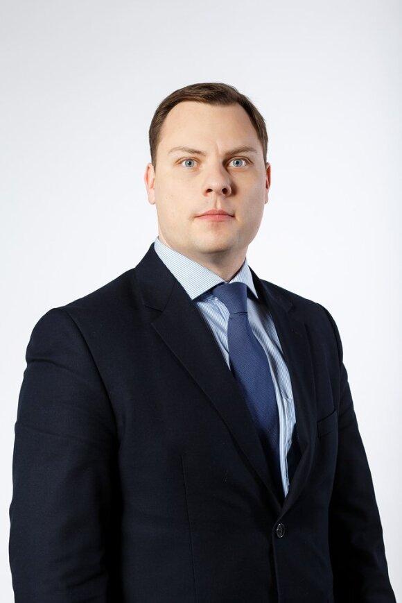 Gintas Kimtys, MITA direktorius