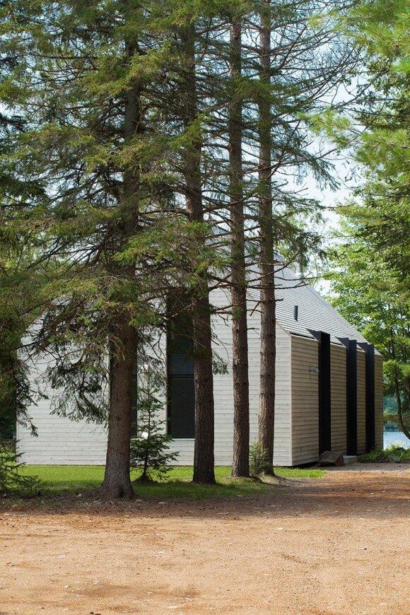 """140 kv.m namas Kanadoje, kurį praminė """"atsipalaidavusiu"""""""