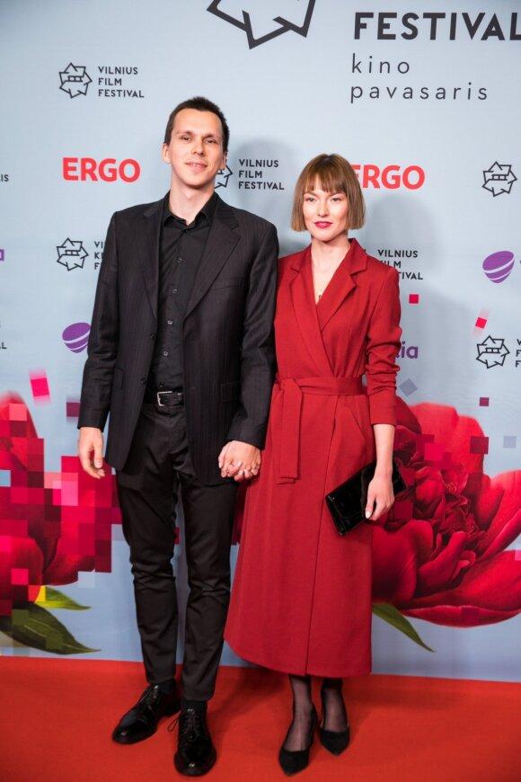 Saulius Baradinskas ir Beata Tiškevič