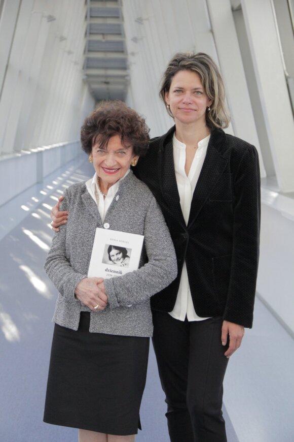 Alexandra ir Elžbieta Bellak