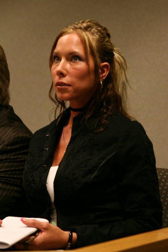 Dawn Scott dvynė sesuo Kim Mathers