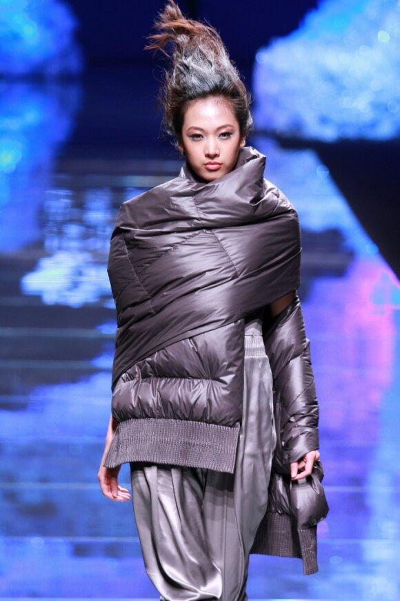 Bosideng Down Wear, 2011-2012 m. ruduo-žiema