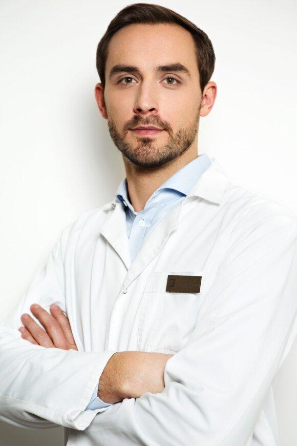 Plastikos chirurgas dr. Jonas Drąsutis