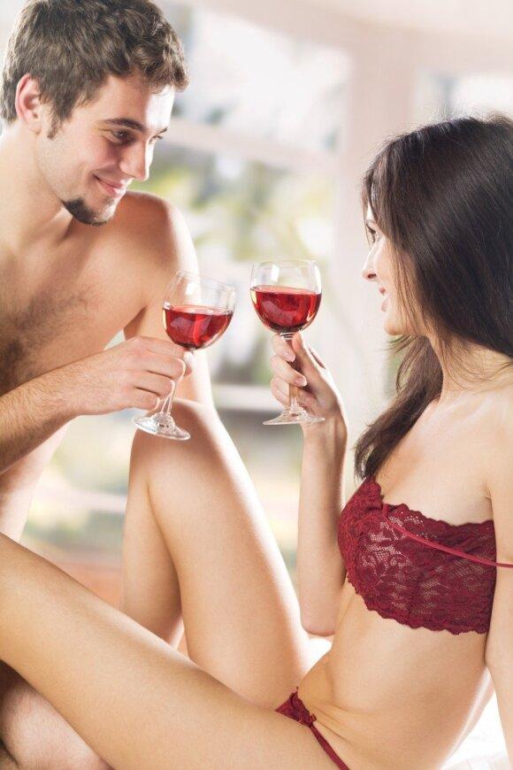 Trys alkoholio poveikio stadijos, kurias pereina visi: pasitikrink, kurioje esi tu