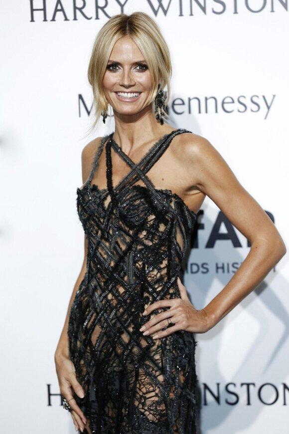 Niujorko dieta, padėjusi Heidi Klum atsikratyti nėštumo metu priaugto svorio