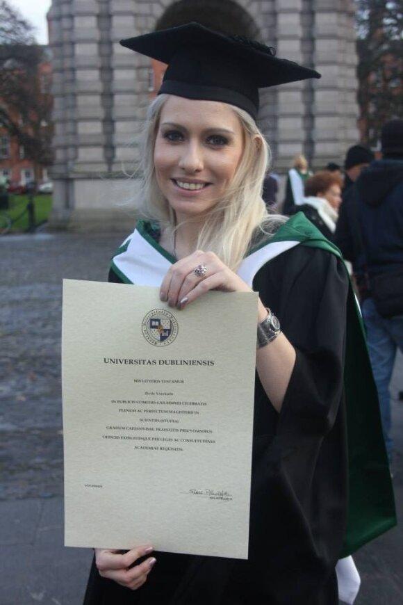 dr. Živilė Ušeckaitė